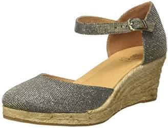 Cinti Women D5-01T High Heels Silver Size: