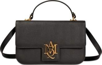 Alexander McQueen Insignia large satchel