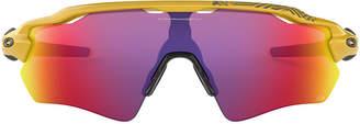 Oakley Oo9208 38 Radar Ev Path Prizm Yellow Rectangle Sunglasses