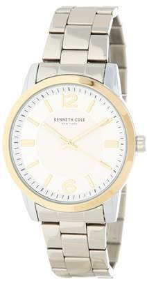 Kenneth Cole New York Men's Quartz Bracelet Watch, 44mm