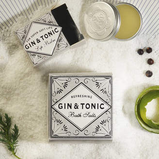 Bath House Gin And Tonic Bath Salts And Lip Balm