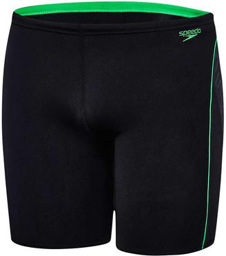 Speedo Boys Monogram II Jammer Swim Shorts