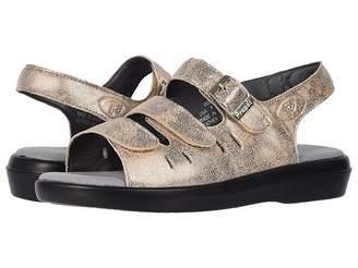 be53e4ce7dfb Propet Silver Women s Sandals - ShopStyle