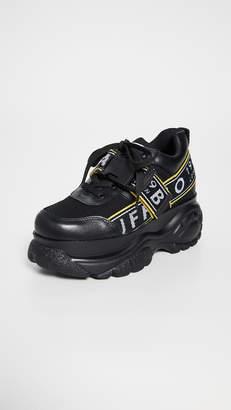 Buffalo London Galip Strappy Sneakers