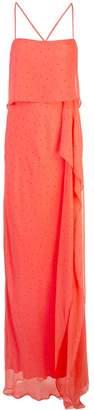 Mason by Michelle Mason spaghetti strap dress