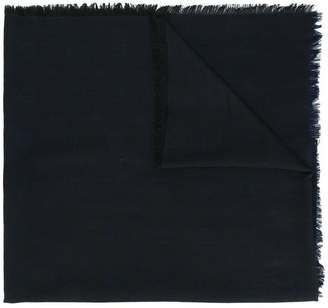Salvatore Ferragamo Gancini dot jacquard scarf