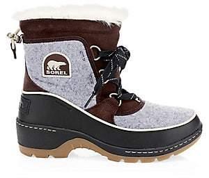 Sorel Women's Tivoli III Microfleece-Lined Winter Boots