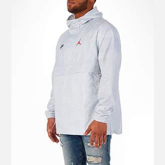 Nike Men's Jordan Sportswear Wings 1988 Anorak Jacket