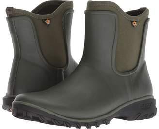 Bogs Sauvie Solid Slip-On Boot Women's Rain Boots