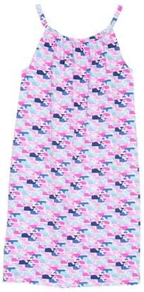 Vineyard Vines Whale Print Dress