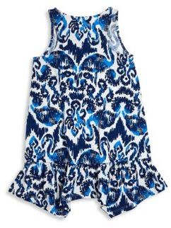 Lilly Pulitzer Little Girl's & Girl's Mini Hampton Dress