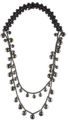 Burberry Bauble Double Strand Necklace