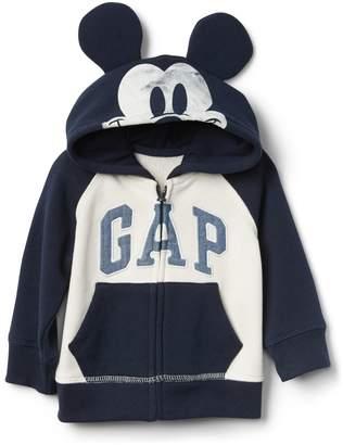 Gap babyGap   Disney Logo Mickey Mouse Hoodie