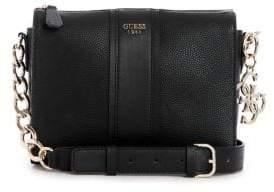 Guess Black Bags Shoulder - ShopStyle Canada ebe88a78b5091