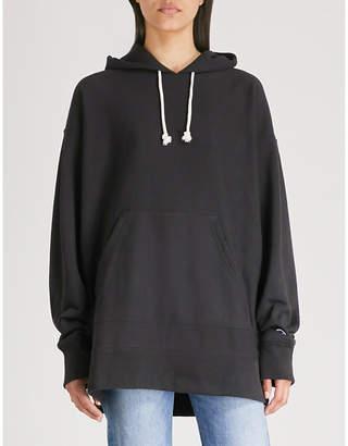 Champion Oversized cotton-jersey hoody
