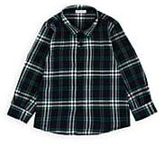 Il Gufo Infants' Checked Cotton Shirt