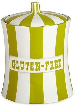Jonathan Adler Vice Porcelain Gluten-Free Treat Canister