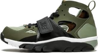 Nike Trainer Huarache - Medium Olive/Black
