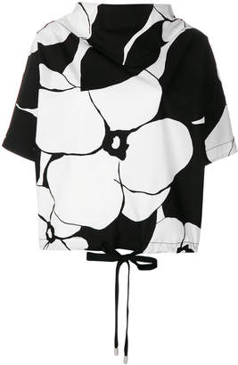 Marc Jacobs structured neck top
