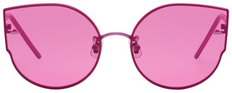 0045a84826 Gentle Monster Pink Women s Sunglasses - ShopStyle