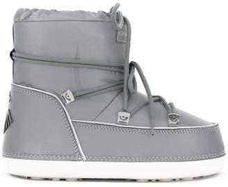 Chiara Ferragni Flirting snow boots