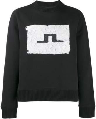 J. Lindeberg Sid logo sweatshirt