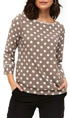 Wallis Spot Top