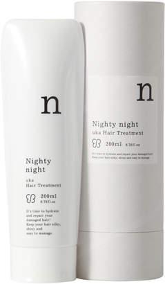 uka Hair Treatment Nighty Night Deep Conditioner