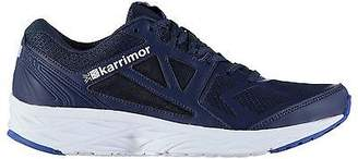 Karrimor Mens Pace Run Trainers Shoes Lace Up Casual Mesh Padded Ankle Collar