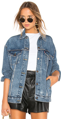 Levi's Baggy Trucker Jacket.