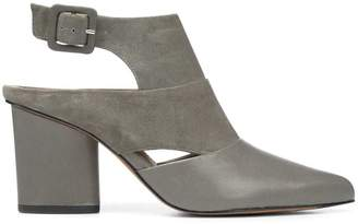 Donald J Pliner LETTA, Calf Leather and Kid Suede Bootie