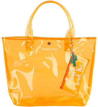 Sunnylife Market Bag - Neon Orange
