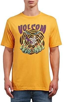 Volcom Men's Mystico Short Sleeve Graphic Tee