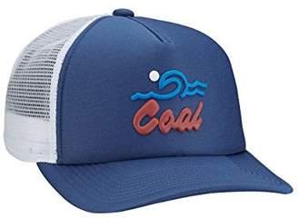 Coal Men's The Eugene Mesh Back Trucker Hat Adjustable Snapback Cap