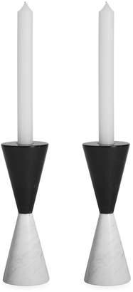Jonathan Adler Canaan Candle Holder Set