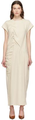 Totême Off-White Calvello Dress