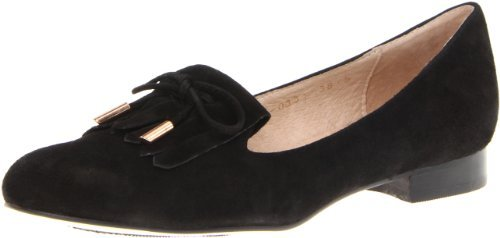 ALL BLACK Women's Ascot Slipper