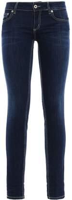 Dondup Lambda Low Waist Skinny Fit Jeans