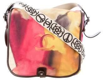 Chanel Flower Power Messenger Bag