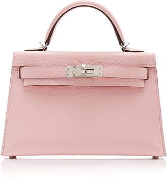 459d5a58bfec4b Hermes Vintage by Heritage Auctions 20cm Rose Sakura Epsom Leather Mini  Kelly II