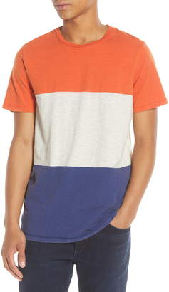 Selected Slhkiyoshi Colorblock T-Shirt
