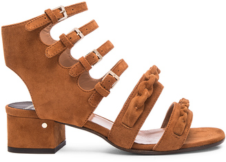 Laurence Dacade Kemo Suede Sandals $1,250 thestylecure.com