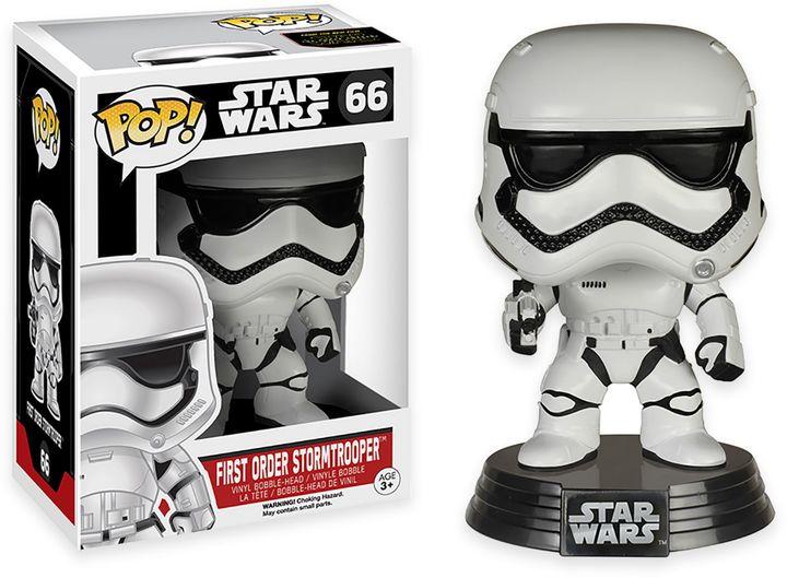 Funko POP! Star WarsTM Episode 7: First Order Stormtrooper Figurine