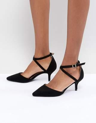 Raid RAID LYLA Kitten Heel Court Shoe