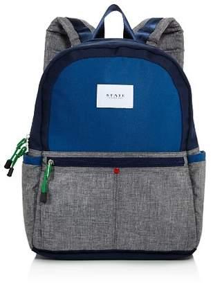 STATE Boys' Kane Color-Block Backpack