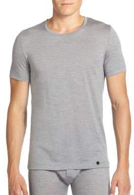 Hanro Light Merino Crewneck Tee