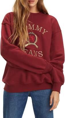 Tommy Jeans Crest Capsule Sweatshirt