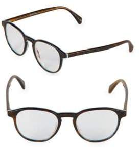 Paul Smith Mayall 48MM Round Eyeglasses