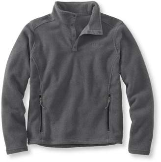 L.L. Bean L.L.Bean Trail Model Fleece Pullover