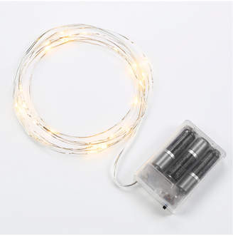 Bulbrite Set Of Two 10Ft Battery Powered Led Starry Lights